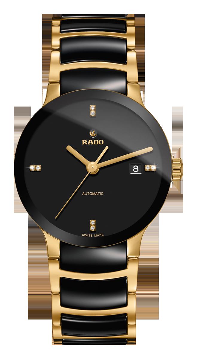 140c56bad Home   Timepieces   Women s Timepieces   Rado Centrix Automatic Diamonds