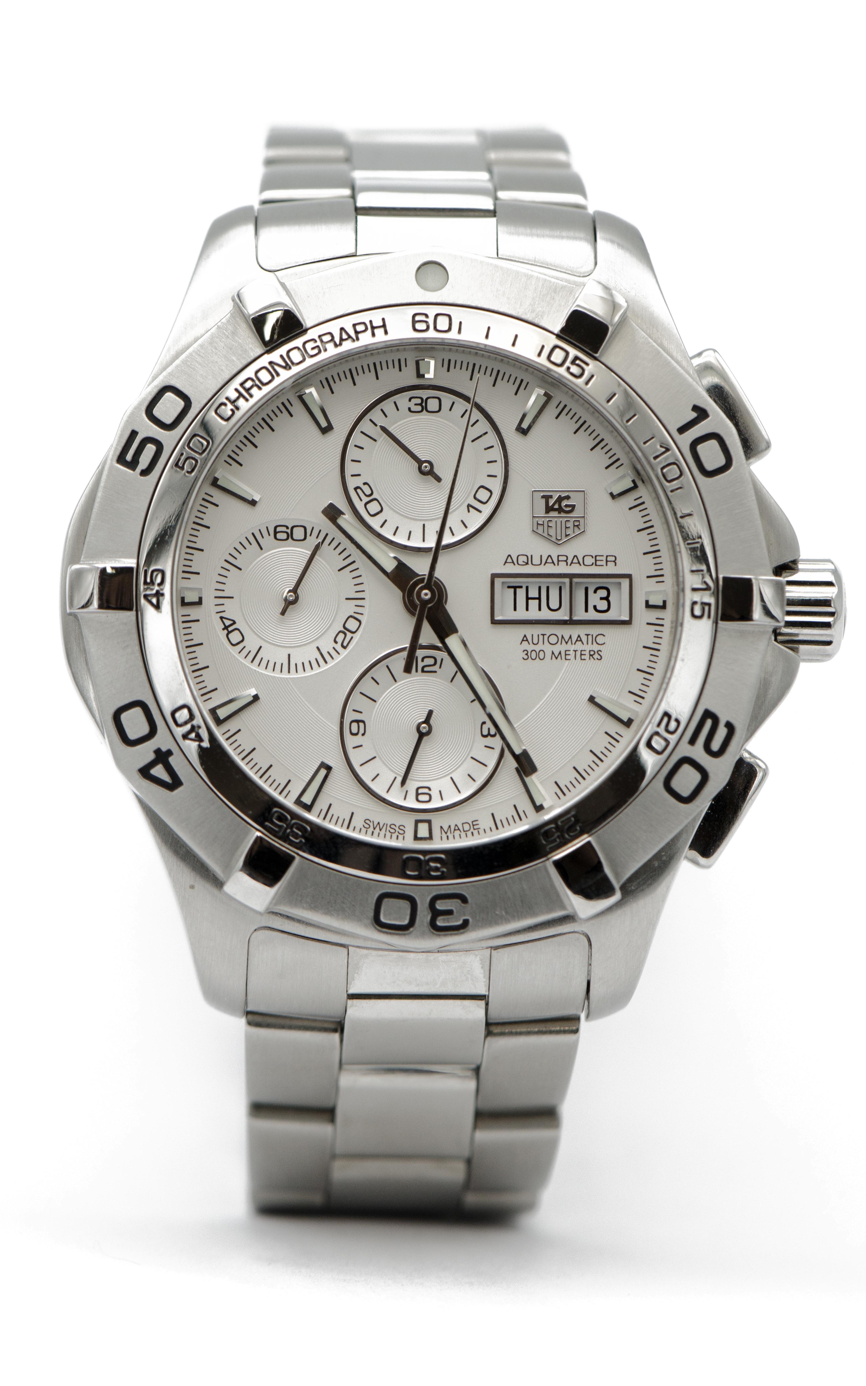 timeless design 4b573 c8d16 Home   Timepieces   Men s Timepieces   TAG Heuer Aquaracer